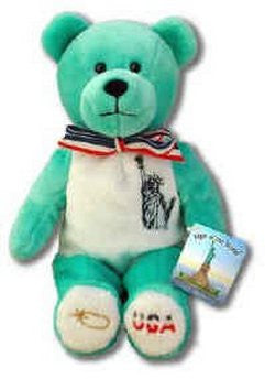 Statue Of Liberty Holy Bear