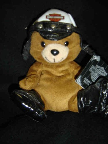 Harley Davidson Bear From 1997 'Big Twin'