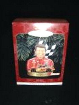 Bill Elliott Hallmark Ornament