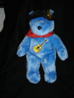 Celebrity Bears 12 Inch Plush - King Of County - Reminds Me Of Garth Brooks