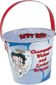 Boop Angel Tin Bucket