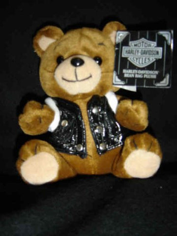 Harley Davidson Bear From 1997 'Motorhead'