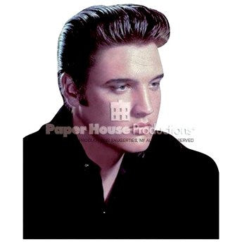 Elvis Notecard Love Me Tender