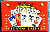 Betty Boop Playing Cards
