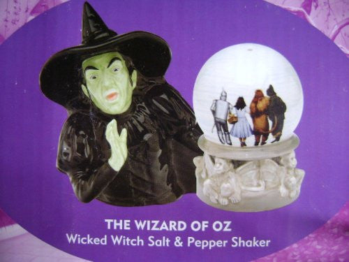 Wicked Witch Salt And Pepper Set