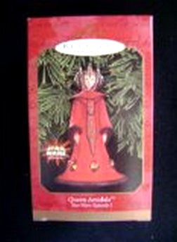 Queen Amidala Star Wars Episode 1 Hallmark Ornament