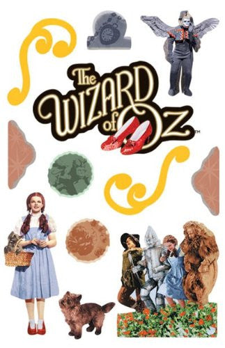 The Wizard Of OZ 3D Sticker