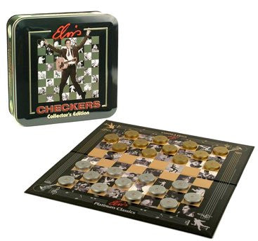 Elvis Checkers