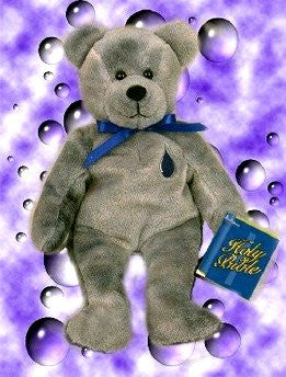 Purity (Gray) The Baptism Holy Bear