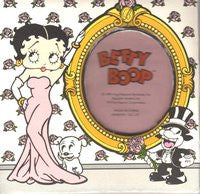 Betty Boop Roses Picture Frame