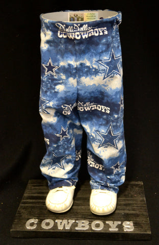 Dallas Cowboys Pot Pant Planter