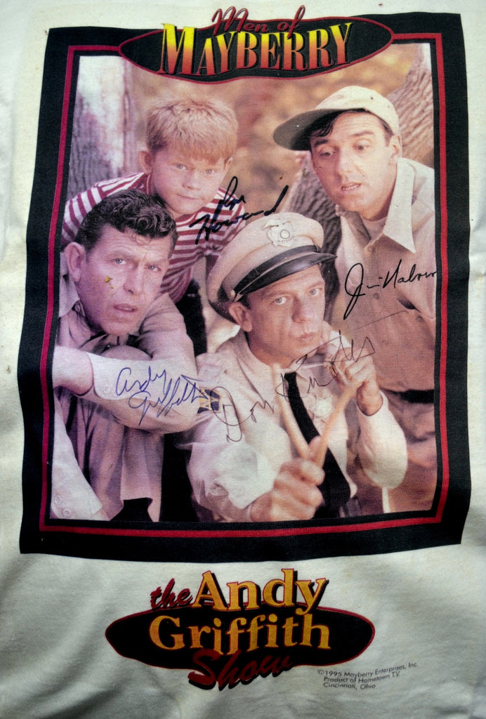Andy Griffith T-Shirt