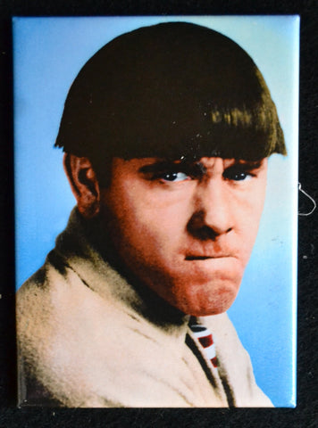 Three Stooges Mo Magnet