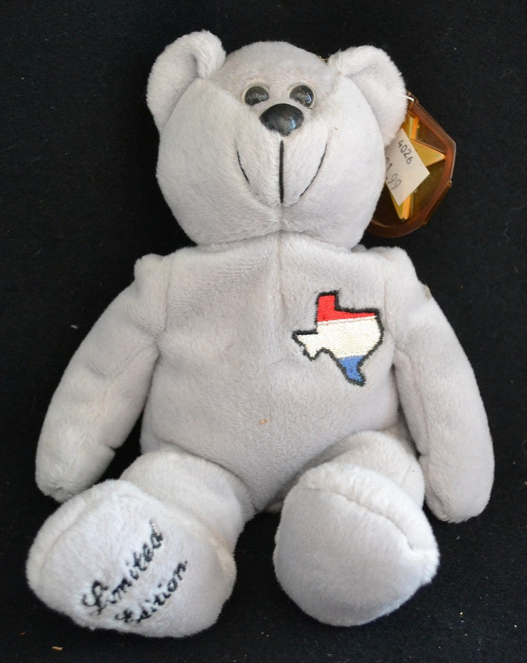 Collecticritters Texas Bear