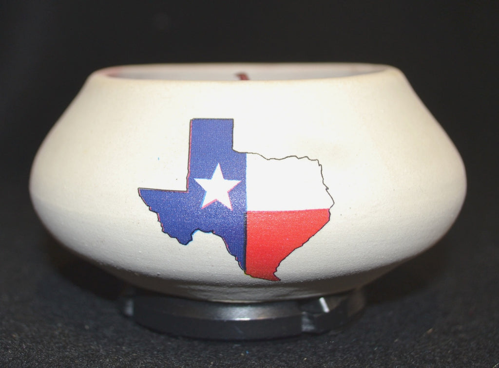 Texas Candle Holder