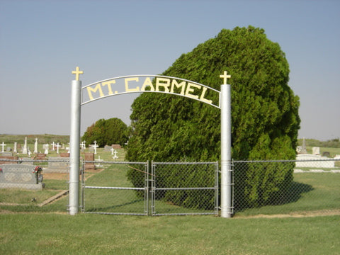 "Mt. Carmel Cemetery Haynesville, ""Punkin Center"" Texas Headstone Photos on CD"