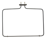 TC-1014: Roper / Kenmore 106618 / Whirlpool CH1014 Equivalent Range/Oven Bake Replacement Element Top View