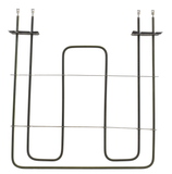 TC-1024: Kenmore / Roper 229118, 235297 / Whirlpool CH1024 Equivalent Range/Oven Broil Replacement Element Top View