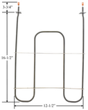 Model TC-1039: Hardwick OE-002-013-99, OE-002-163-99 Equivalent Range/Oven Broil Replacement Element, 2,800W @ 240V
