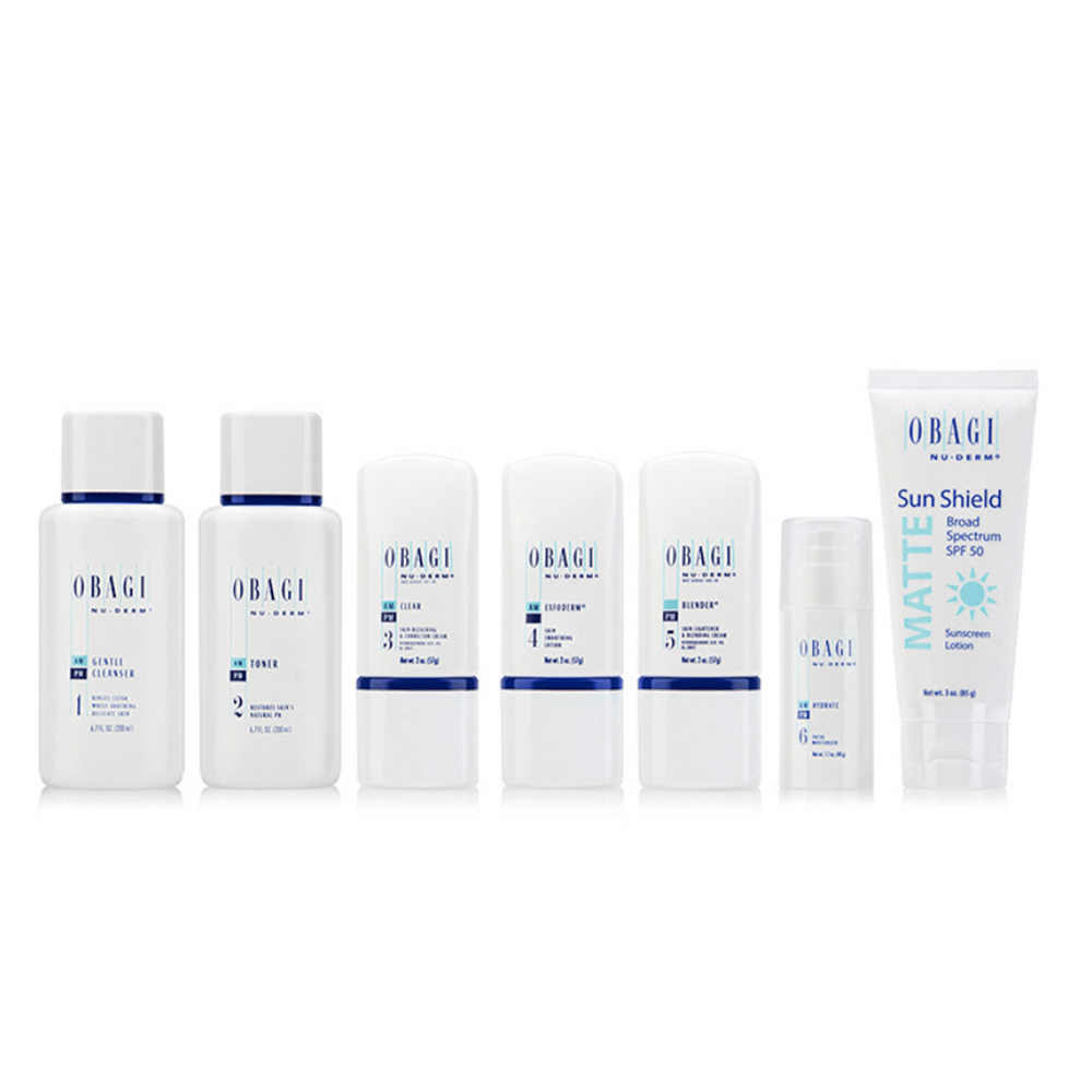 Obagi Skin Care Products - Harben House