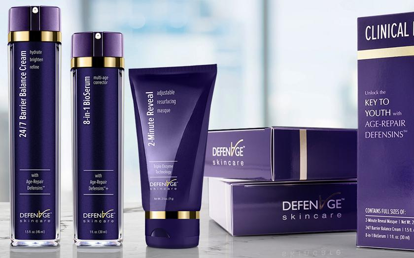 DefenAge Skincare - Harben House
