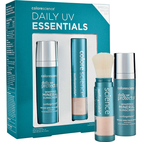 Colorescience Daily UV Essentials - $78.00 - With Packaging