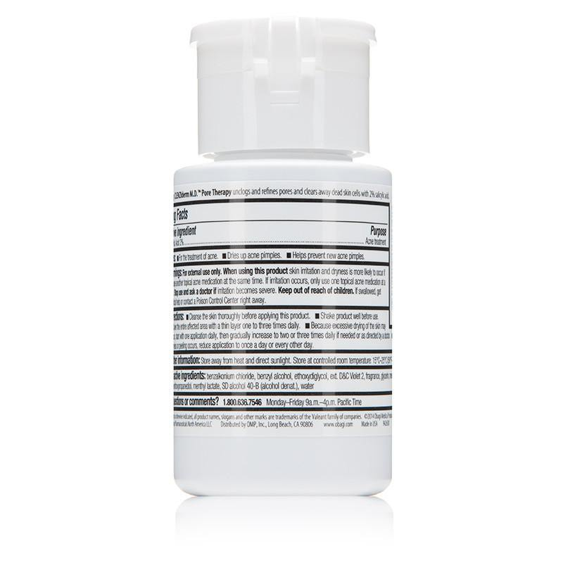 Obagi CLENZIderm M.D. Pore Therapy - 4 oz - $39.00 - Product Details