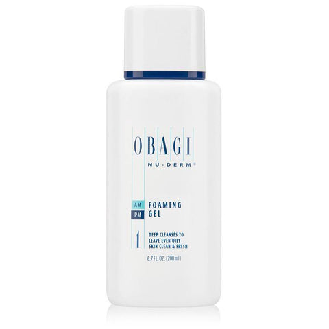 Obagi Nu-Derm Foaming Gel - 6.7 oz - $42.00