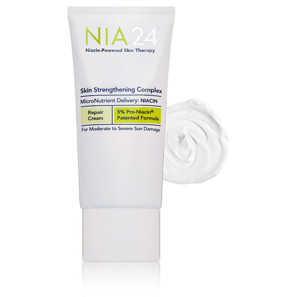 NIA24 Skin Strengthening Complex - 1.7 oz - $93.00 - With Swatch
