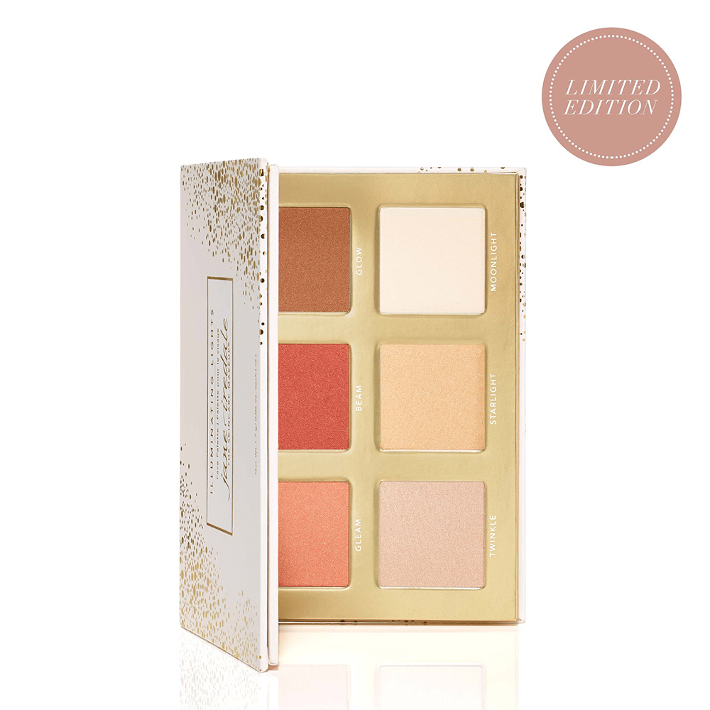 jane iredale Illuminating Lights Face Palette - Holiday 2020 - Harben House