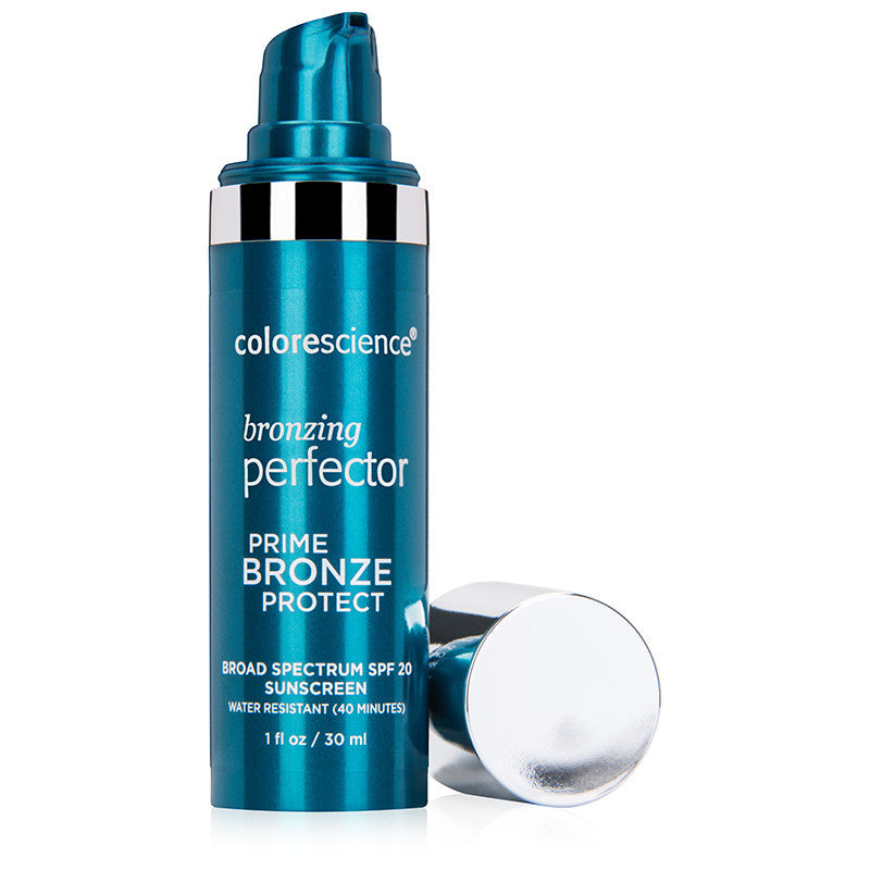 Colorescience Bronzing Perfector Face Primer SPF 20