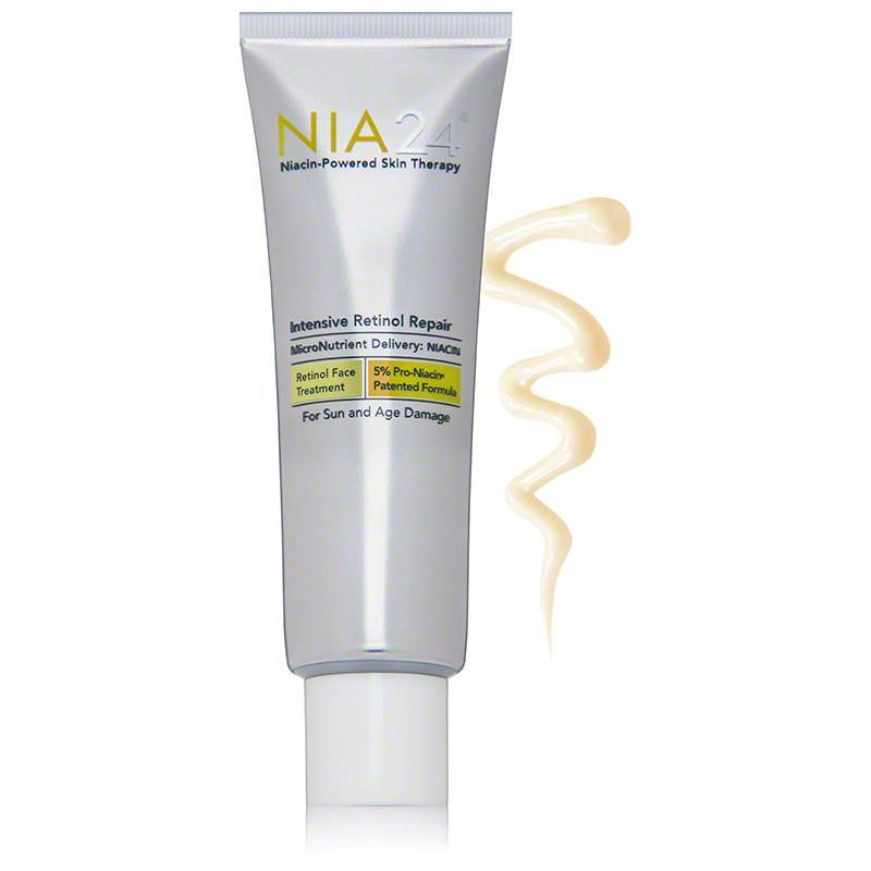 NIA24 Intensive Retinol Repair - 1.7 oz - $130.00 - With Swatch