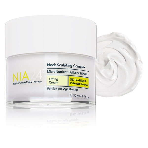 NIA24 Neck Sculpting Complex - 1.7 oz - $118.00 - With Swatch