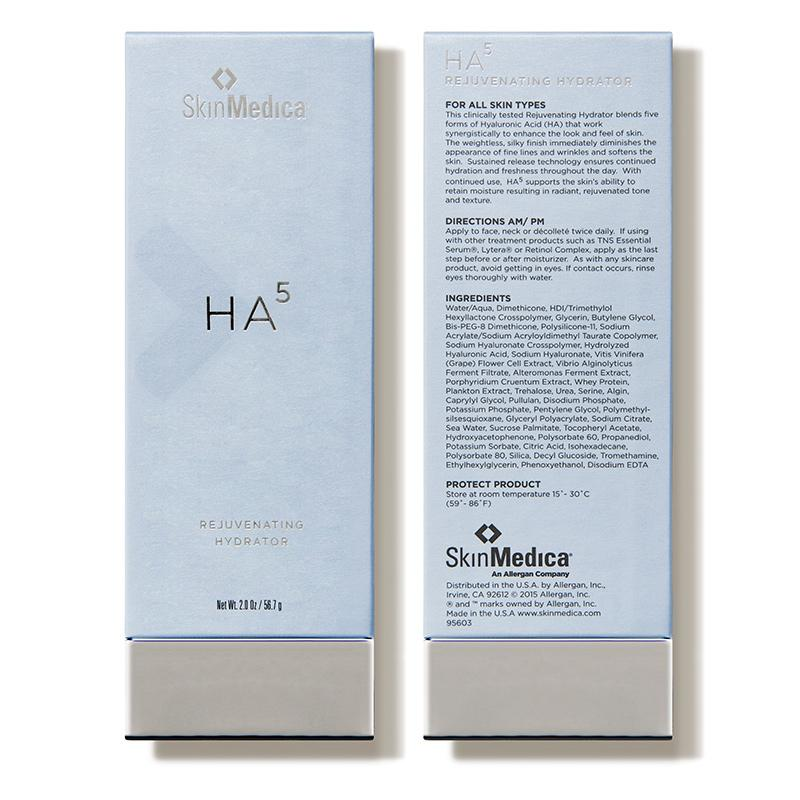 SkinMedica HA5 Rejuvenating Hydrator - 1 oz/2 oz - $120.00/$178.00 box