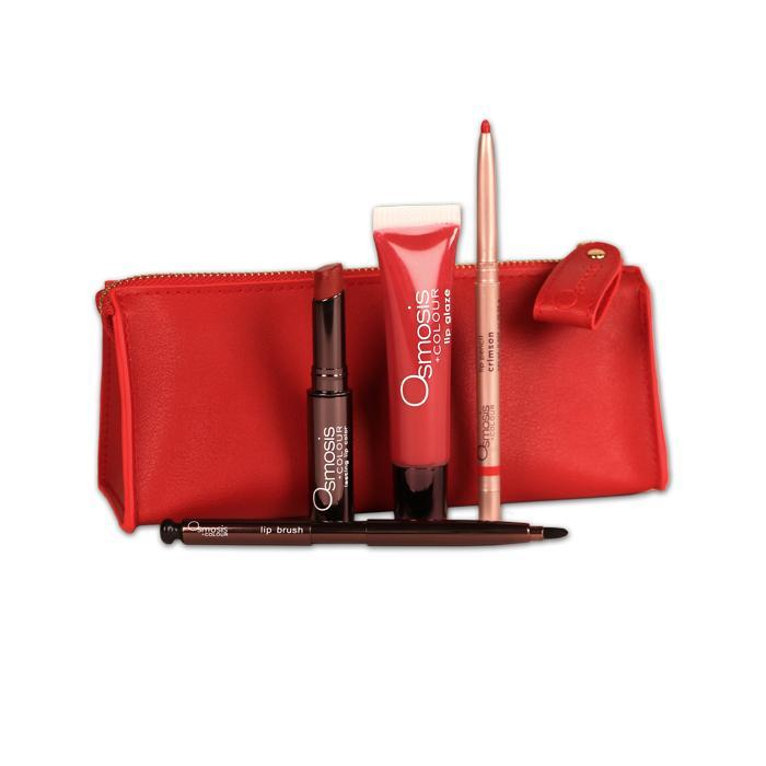 Osmosis Wrapped In Red Lip Kit