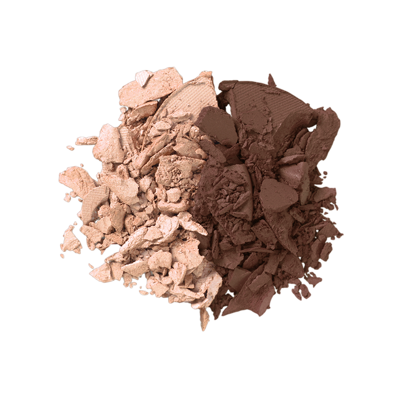 Osmosis Eye Shadow Duo - 2.7 g - $27.00 - Chocolate Brulee