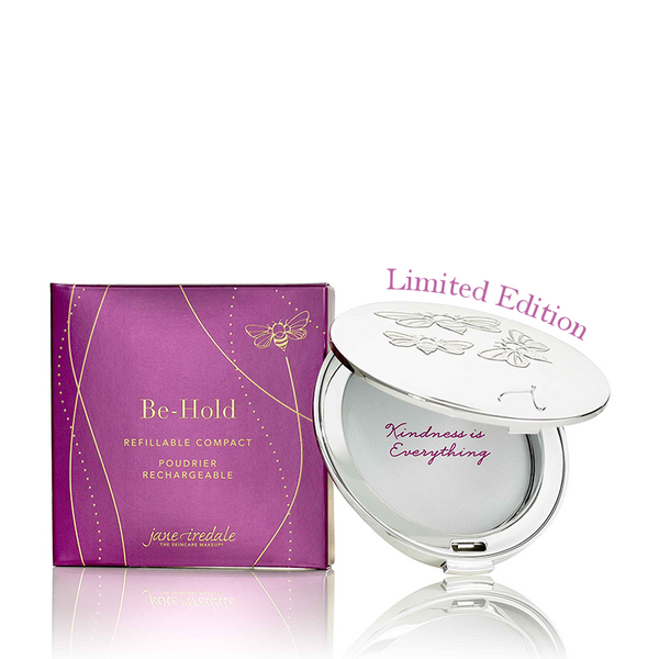 jane iredale Limited Edition Be-Hold Refillable Compact