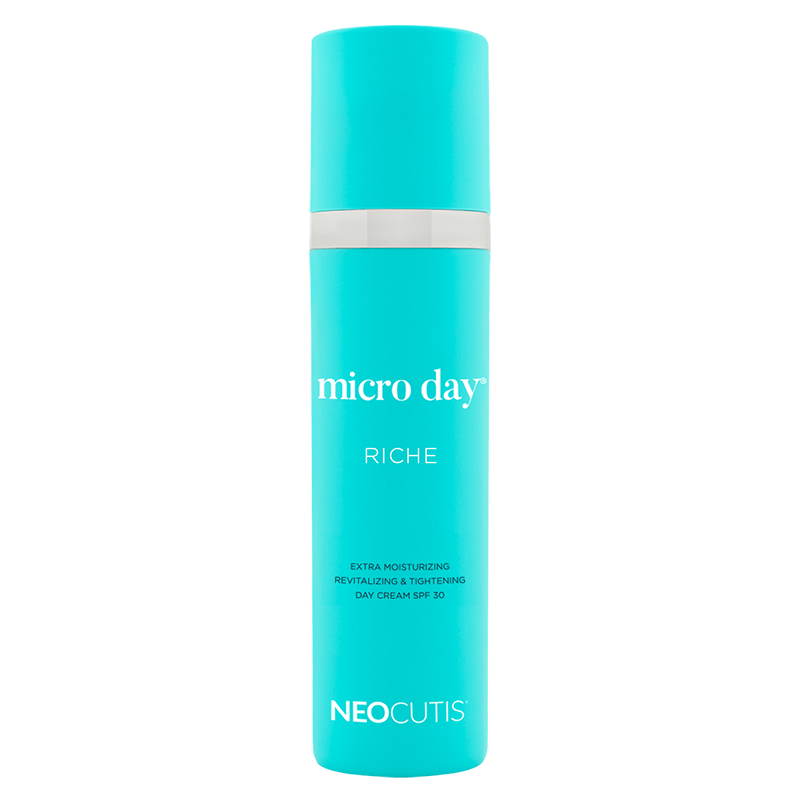 Neocutis MICRO DAY RICHE Extra Moisturizing Revitalizing & Tightening Day Cream SPF 30 (1.69 oz.)