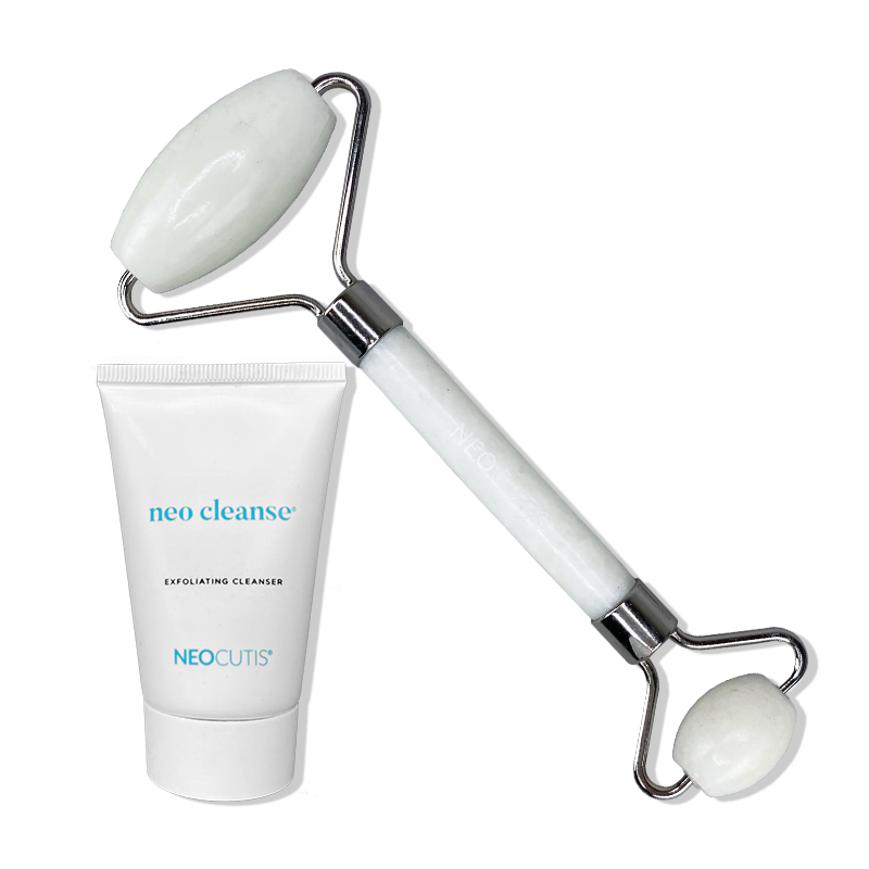 NEOCUTIS Jade Roller & Exfoliating Cleanser - Free Gifts with Purchase