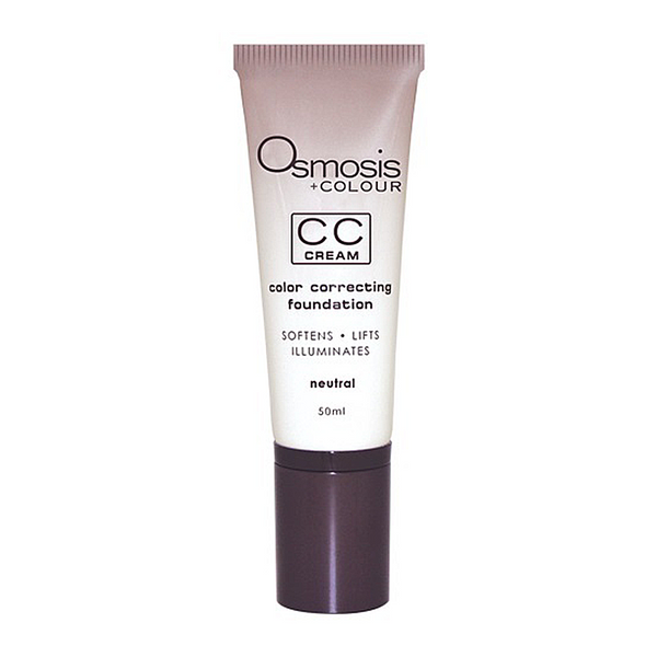 Osmosis CC Cream - Previous Packaging