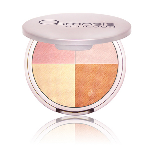 Osmosis Beauty Highlighting Quad
