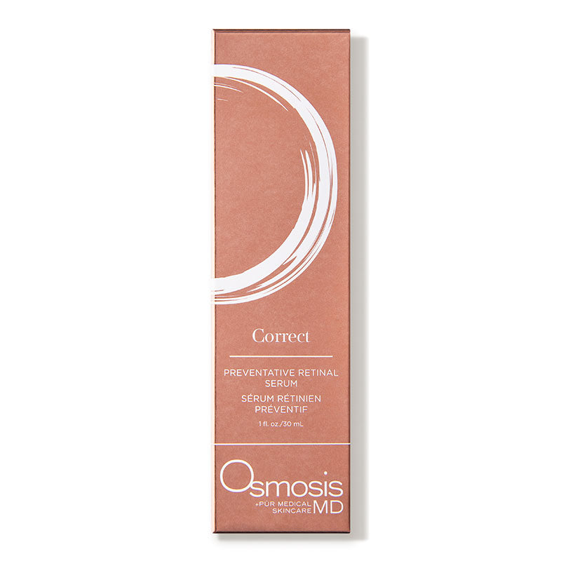 Osmosis MD Correct Product Packaging