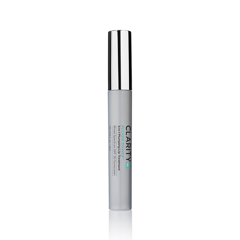 ClarityRx Pucker Power | 3-in-1 Plumping Lip Treatment