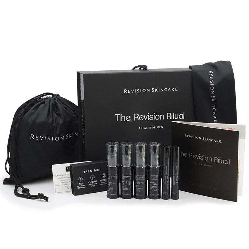 Revision Skincare Ritual Trial Regimen - Harben House