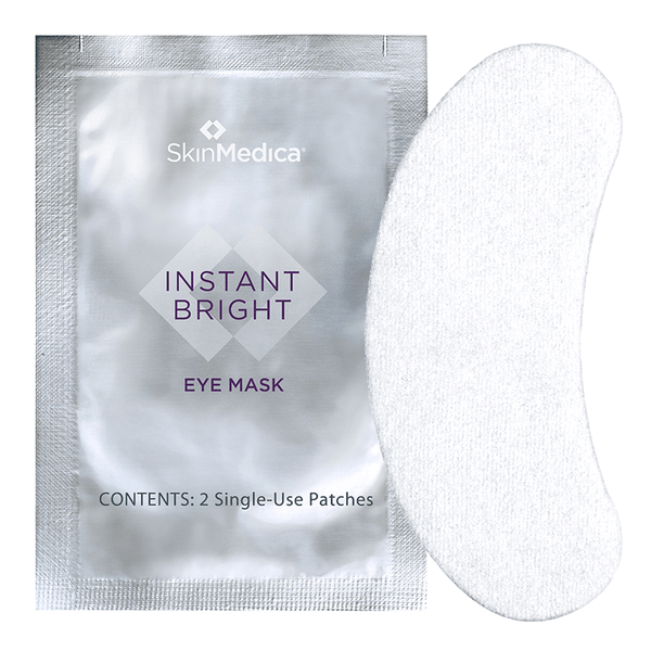 SkinMedica Instant Bright Eye Mask (6 Weekly Set)