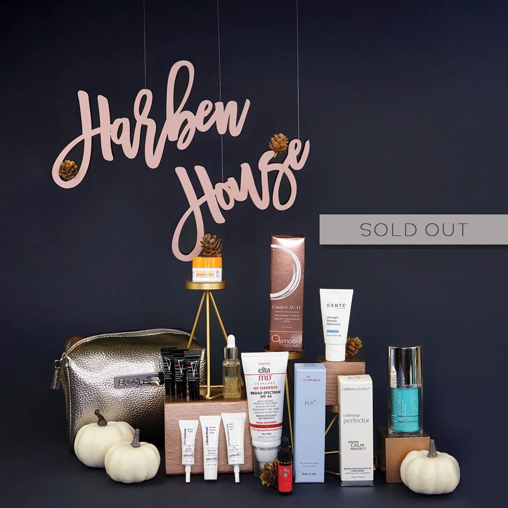 Harben House Free Gift-With-Purchase Sold Out