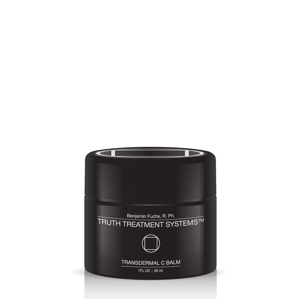 Truth Treatment Systems Transdermal C Balm - 1 oz - $189.00