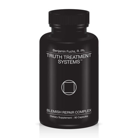 Truth Treatment Systems Blemish Repair Complex - 90 capsules - $49.95