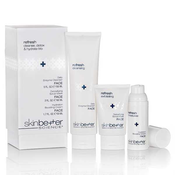 skinbetter science Refresh Trio - 8.7 oz - $150.00 - With Packaging