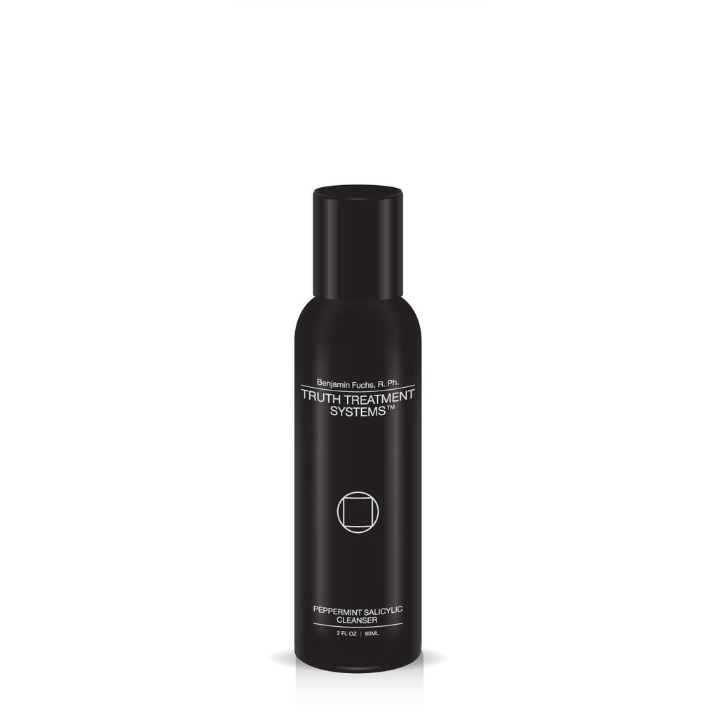 Truth Treatment Systems Peppermint Salicylic Cleanser (2 oz) $25